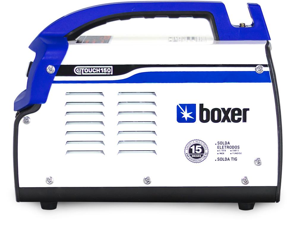 Inversora De Solda 140A Boxer Touch150 Bivolt_5