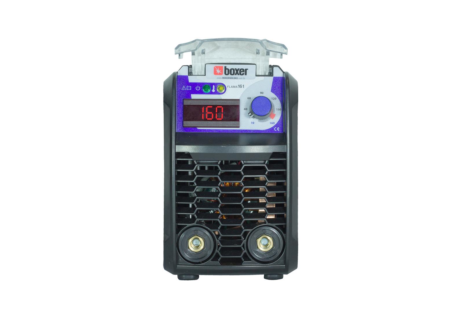 Maquina de Solda Inversora 160A FLAMA 161 220V 1