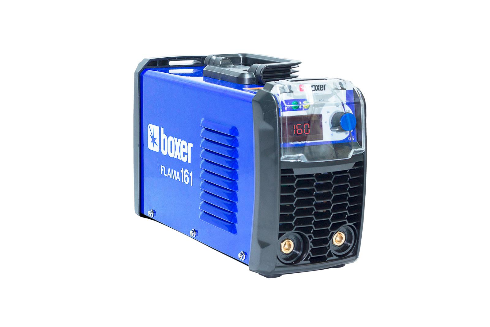 Maquina de Solda Inversora 160A FLAMA 161 220V 3