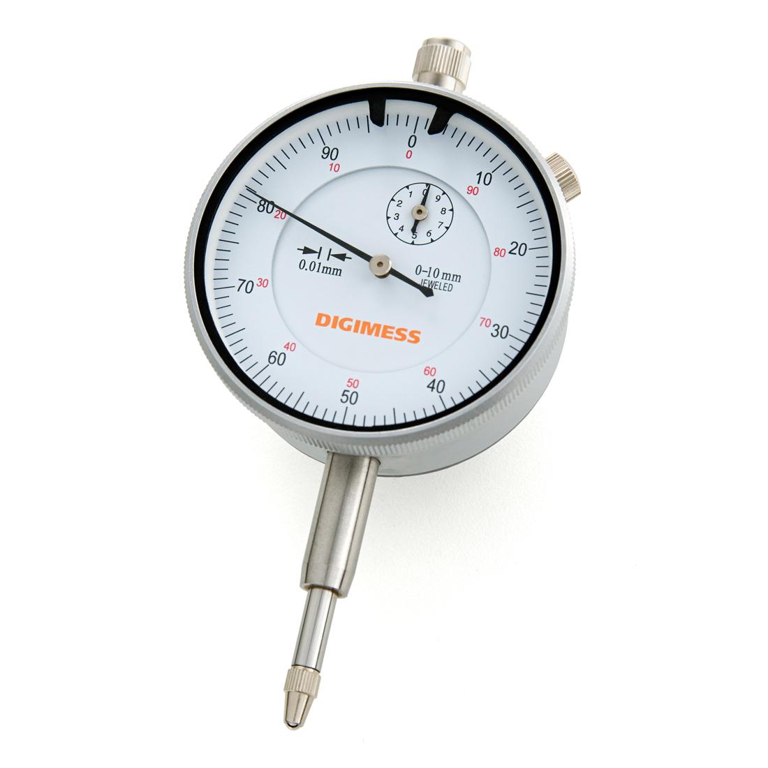 Relógio Comparador 0-10mm Digimess 121.304