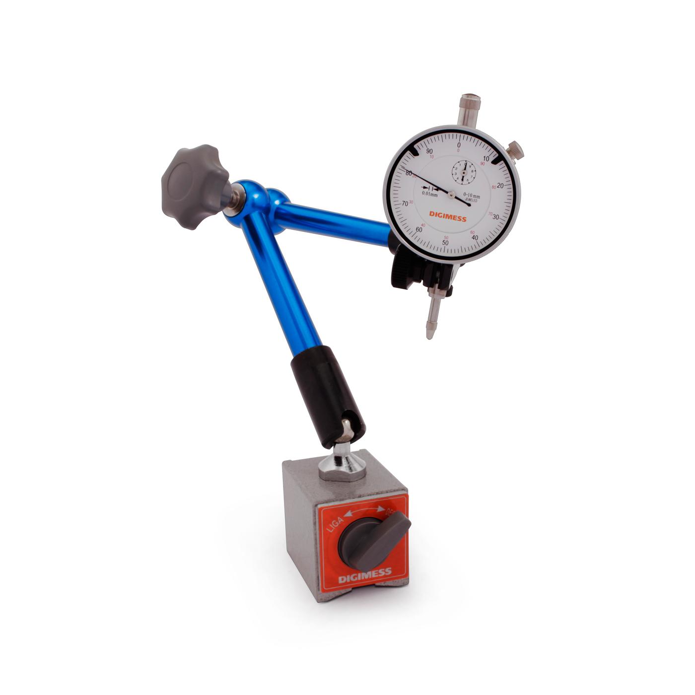 Suporte Magnético 435mm Articulado Hidráulico Digimess 270.241