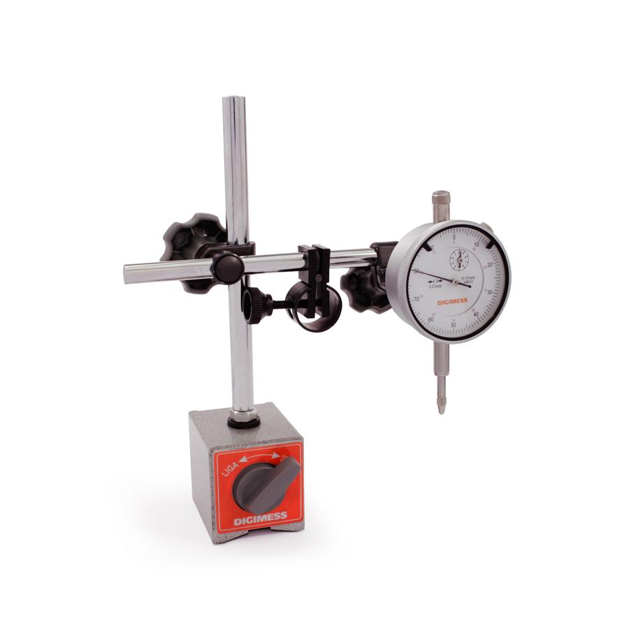 Suporte Magnético 230mm com Ajuste Fino Digimess 270.240