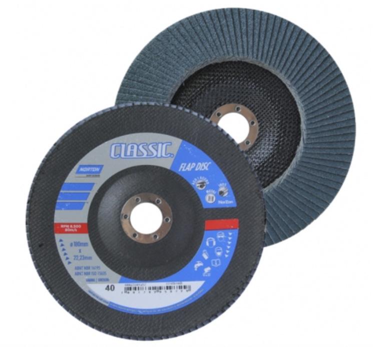 Disco Flap 180 x 22 MM Norton_1
