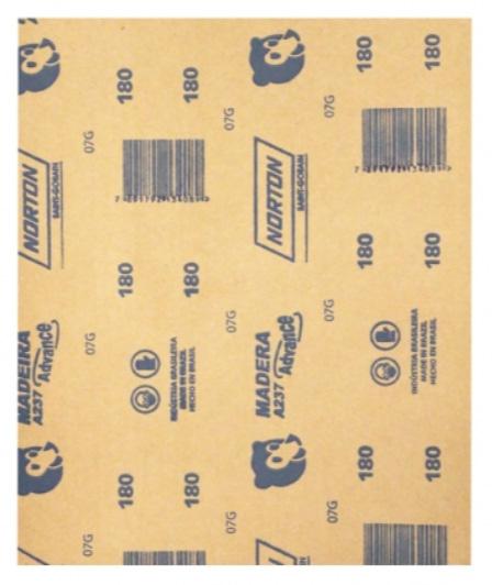 Lixa para Madeira Norton A237_1