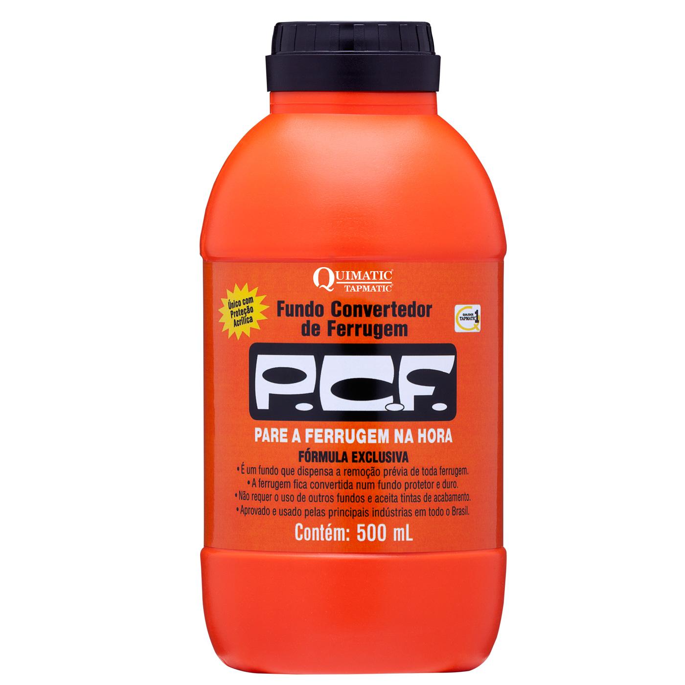 Fundo Convertedor de Ferrugem P. C. F. 500 ML