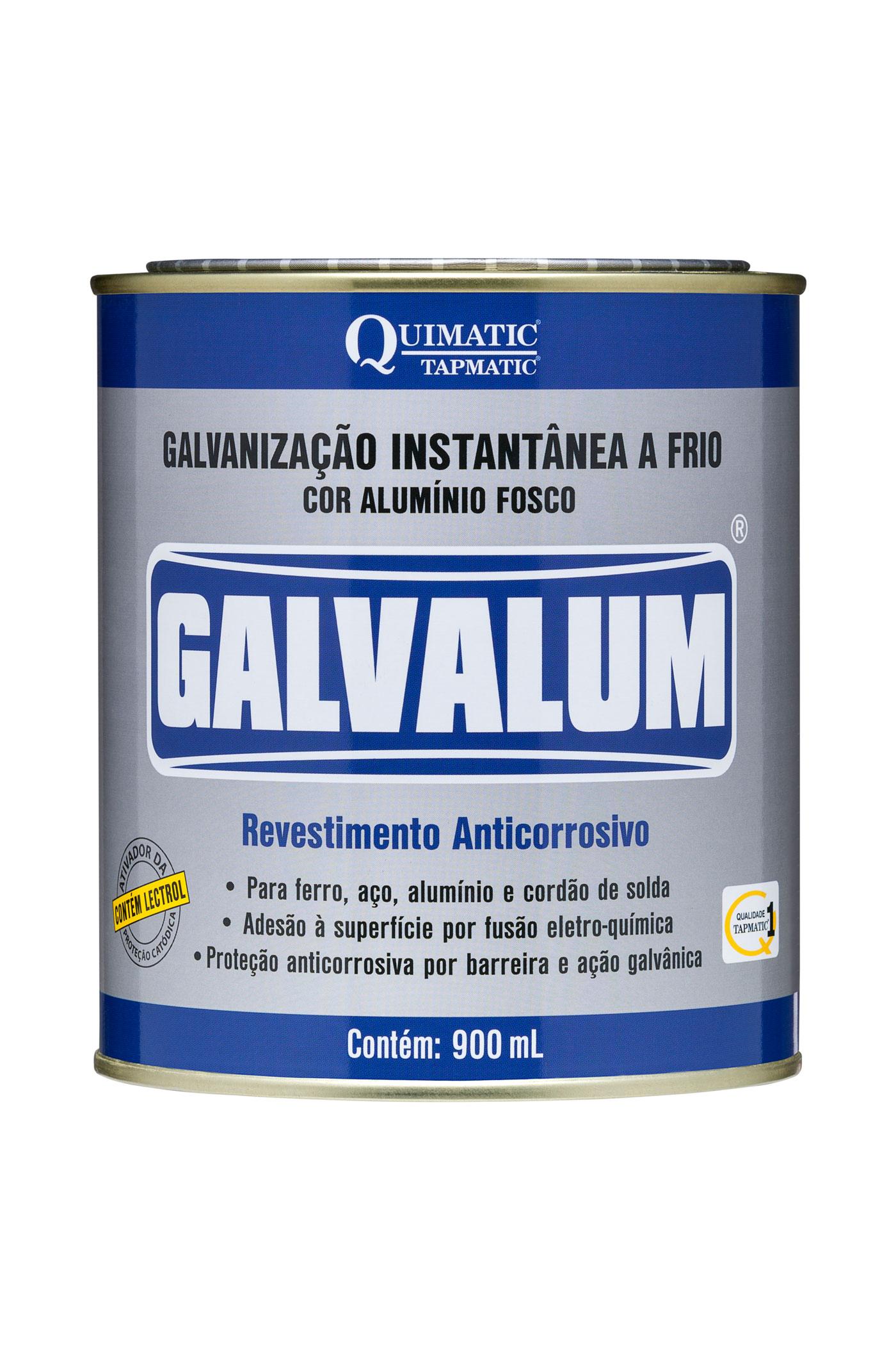 Galvanização Aluminizada a Frio 900 ML GALVALUM