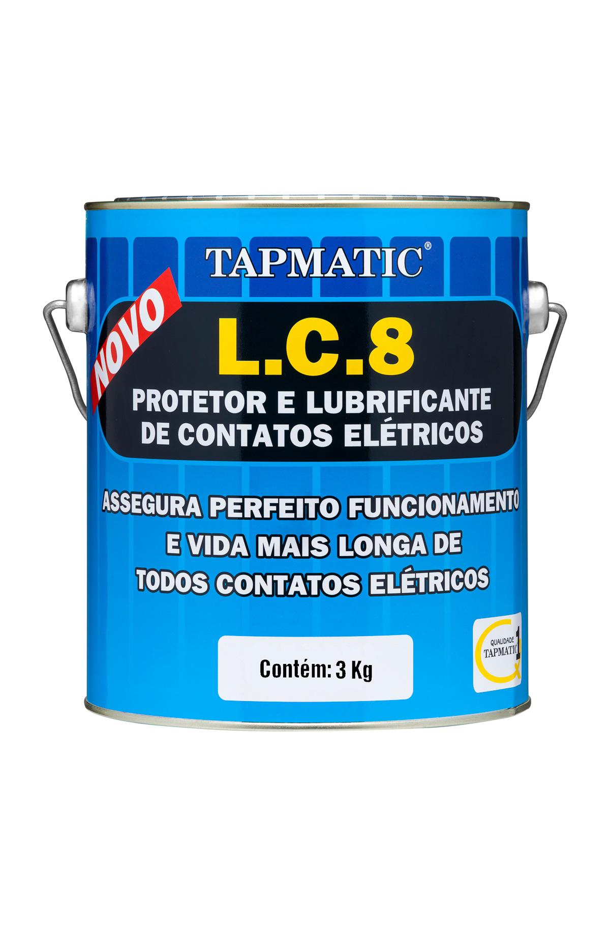 Protetor e Lubrificante de Contatos Elétricos L.C.8