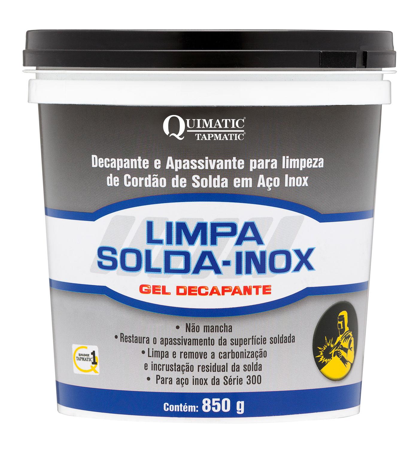 Limpa Solda Inox 850g