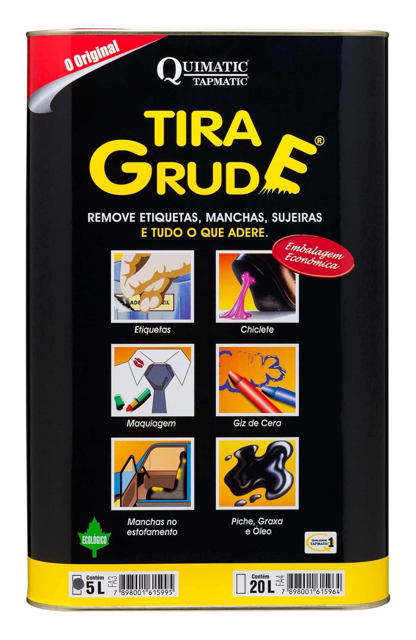 Tira Grude QUIMATIC 5 Litros