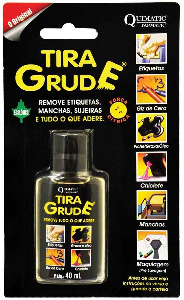 Tira Grude QUIMATIC 40 ML