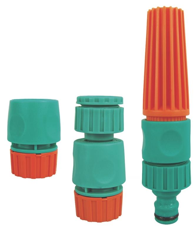 Conjunto Para Irrigação Com Engates Rápidos Tramontina