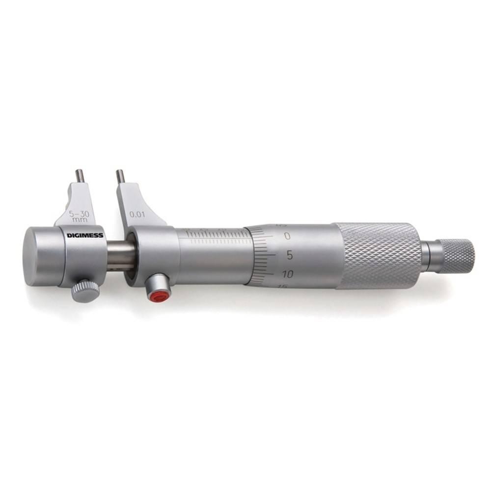 Micrômetro Interno Tipo Paquímetro Capacidade 25-50mm Resoluç�...