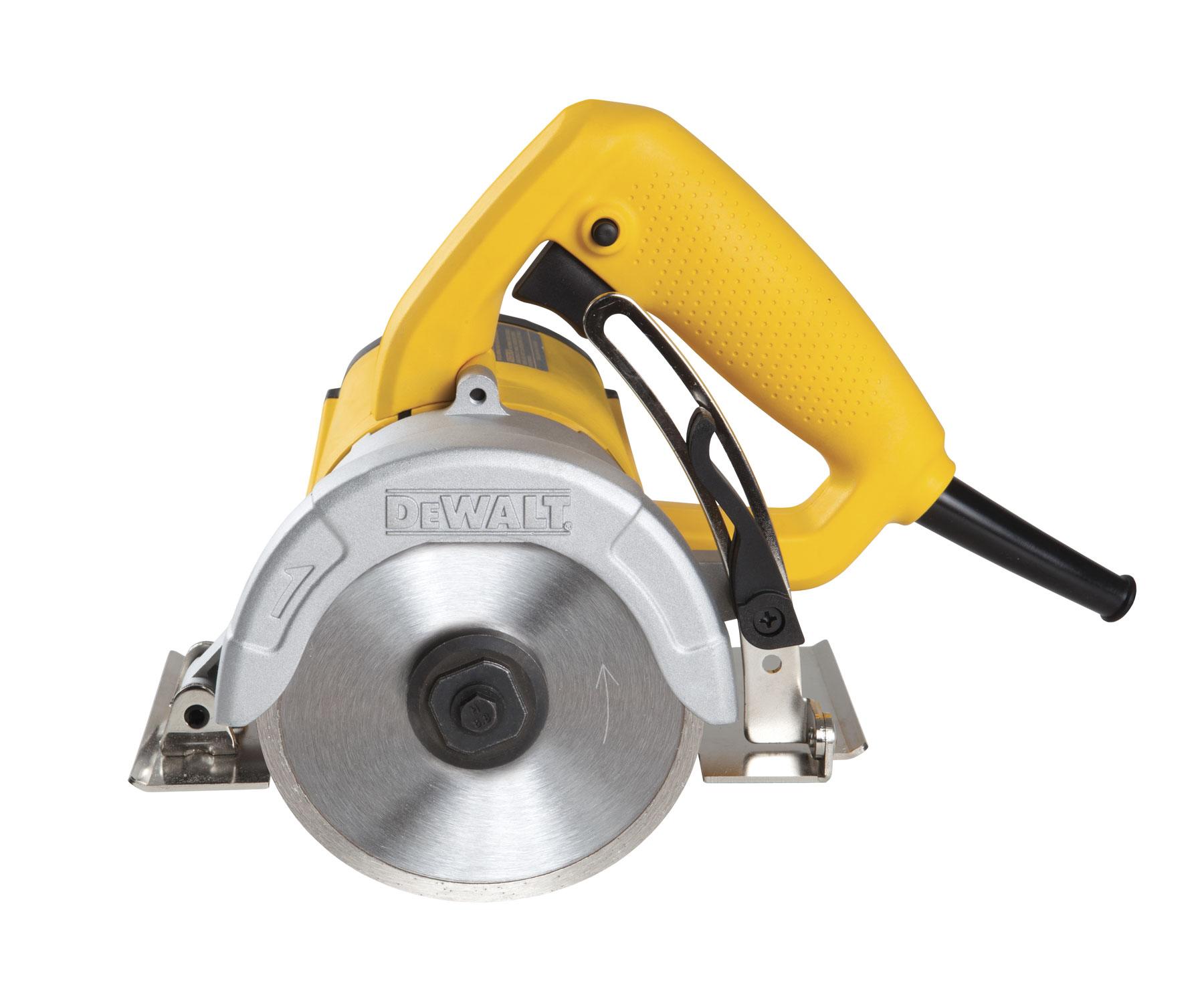 Serra Marmore 4.3/8 Pol 1.270W 13.000 RPM DW862B DeWALT - 220 V