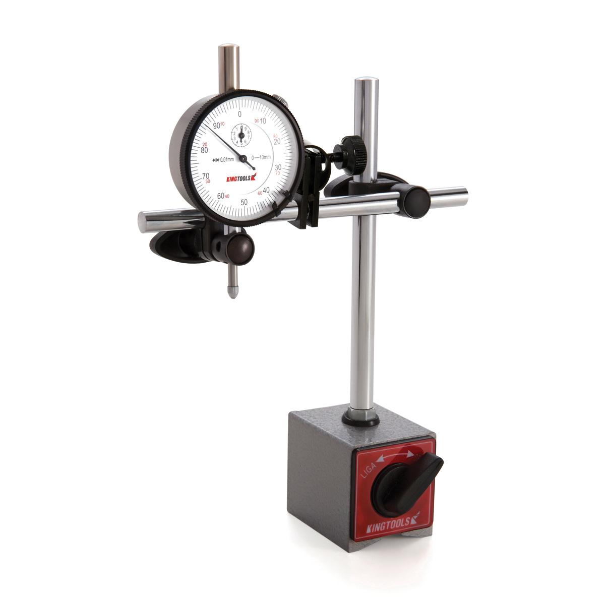Suporte Magnético para Relógios Comparadores e Apalpadores com ...