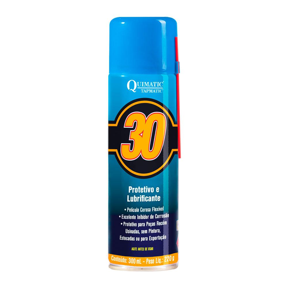QUIMATIC 30 Protetivo Anticorrosivo de película Cerosa Flexível