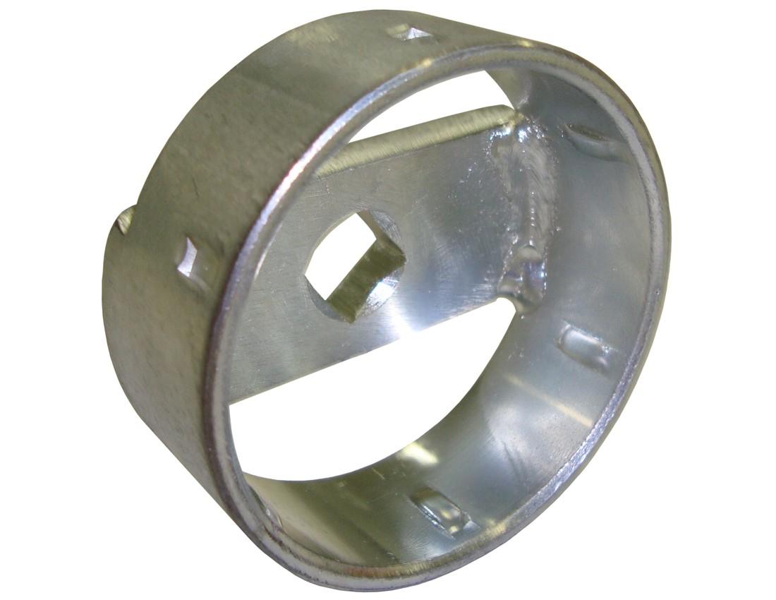 Chave Para Soltar Filtro De Óleo Do Motor Com Encaixe 1/2 Pol. R...