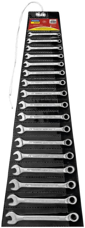 Jogo de chaves combinadas 17 peças Tramontina